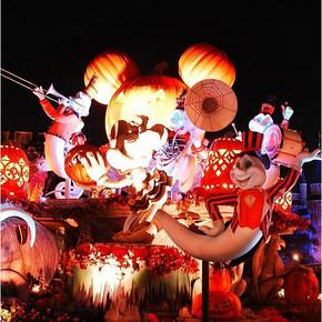 万圣节·盗墓祭# 常州恐龙园夜公园  成人电子票    95元