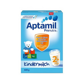 Aptamil 爱他美 幼儿配方奶粉 2+段 600g 88.4元(79+9.4)