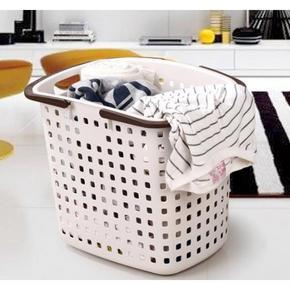 收纳好物# kaman 塑料收纳脏衣篓大号 26.8元包邮