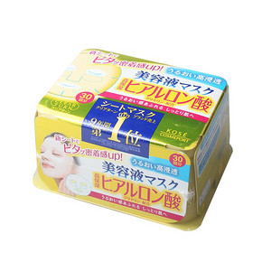KOSE 高丝 玻尿酸保湿面膜 30片 折39元(69,199-100)