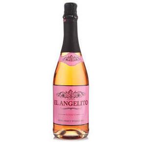 爱天使 桃红起泡半甜葡萄酒 750ml 19.9元