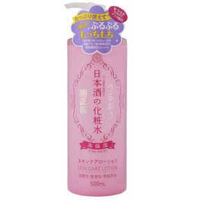 日本 菊正宗 酒造高保湿化粧水 500ml 折38.6元包邮(68,199-100)