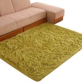 超大尺寸# 明冉居 现代加厚丝毛水洗地垫 0.65*1.6米 10元包邮