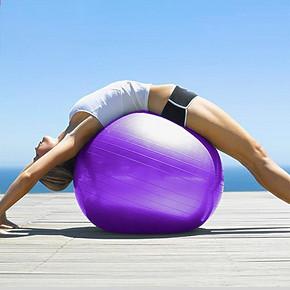 前60秒半价# 泰哥 平衡健身运动瑜珈球 26.9返13.4元
