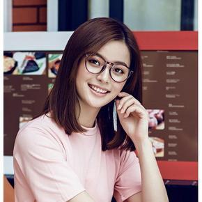 宝岛 女款韩版潮TR90眼镜框 49元包邮(99-50券)