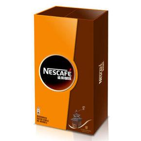 Nestle 雀巢 咖啡套装礼盒 180ml*8袋+咖啡研磨机 64.8元