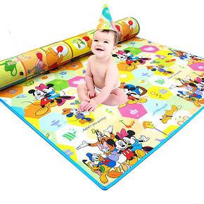 爬爬垫# 迪士尼 加厚防潮泡沫宝宝爬行垫 39元包邮