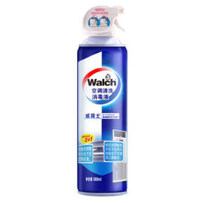 威露士 空调清洗消毒液 500ml 折12.9元(买2免1)