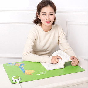 学习办公手不冷# 长虹 加热保暖桌垫 19元包邮(39-20券)