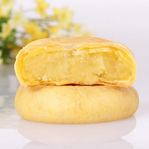 前3分钟# 慕滋 越南榴莲饼 1000g 19.9元包邮(29.9-10)