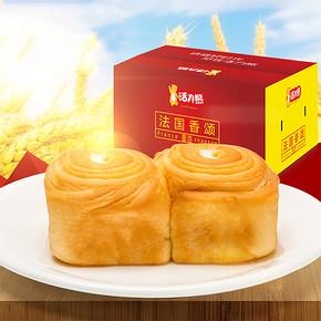 前5分钟半价# 香颂调理面包整箱1kg+100g 15元包邮(29.9-14.9)