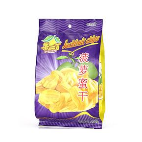 越南美味#果一百 菠萝蜜干 210g 折9.8元 (19.8*5-40)