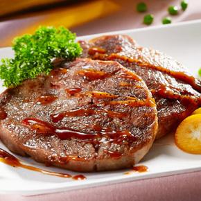 小牛凯西 澳洲家庭牛排套餐10人份 送刀叉酱料 88元包邮(128-40券)