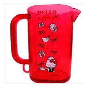 斯凯达 Hello Kitty 桶型冷水壶 500ml*5件 139.9元包邮(225-100+14.9)