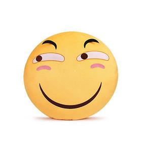 装逼利器# 朗森 二次元搞笑滑稽抱枕 18元包邮(28-10券)