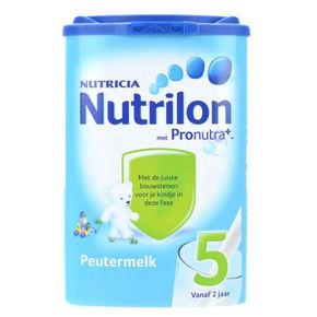 荷兰牛栏 Nutrilon 诺优能 婴幼儿奶粉 5段 800g 折97.3元(3件8折)