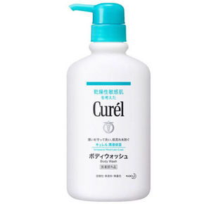 Curel 珂润 浸润保湿沐浴露 420ml 55.5元(49+5.5)