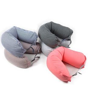 旅行必备# 思乐康 微粒子U型枕 多色可选 14元(29-15券)