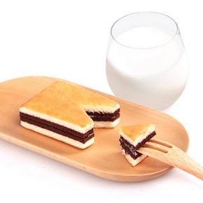 好吃不上火# 雅客 艾浓多层蛋糕 1kg  24.9元包邮(44.9-20券)