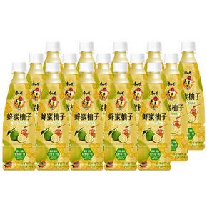 康师傅 蜂蜜柚子茶 500ml*15瓶 折24.9元(29.9,99-20)