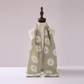 百搭美物# 芭菲鹿 棉麻儿童围巾 5.9元包邮(15.9-10券)