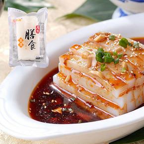 吃出好身材# 魔力神 低卡零脂魔芋豆腐 500g*2袋  6.9元包邮(9.9-3券)