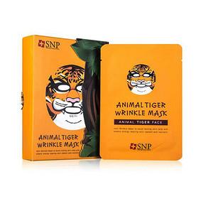 改善皱纹# SNP 动物面膜系列 老虎紧致面膜 10片 58元