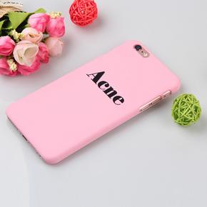 白菜价# iPhone5/6/6防爆手机壳 0.1元包邮(5.1-5红包)
