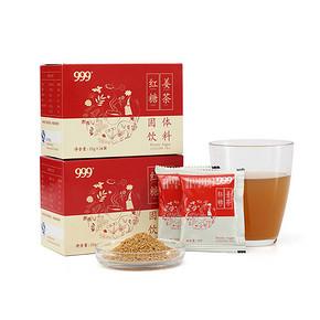欢乐颂同款# 999 红糖姜茶 140g 19元包邮(39-20券)