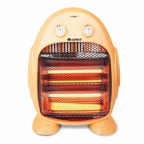 冬日暖洋洋# 格力 远红外电暖器 400W/800W  39元包邮(99-60券)