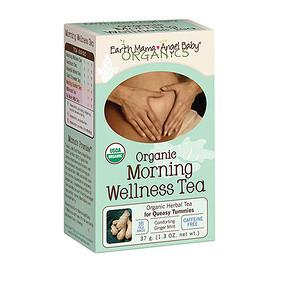 美国进口 地球妈妈 缓解孕吐反胃茶 16包 11.8元(9.9+1.9)