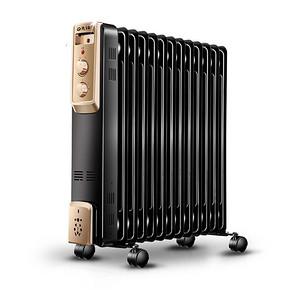 这个冬天不冷# 先锋 YT-Z2电热式油汀取暖器  199元包邮(349-150券)