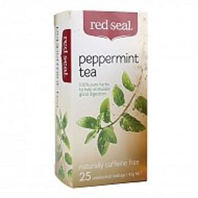 Red Seal 红印 薄荷茶 25包 22.3元(16.8+5.5)