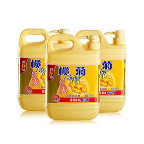 前3分钟半价# 榄菊 生姜洗洁精 1.18kg*3瓶 14.9元包邮(29.9-15)