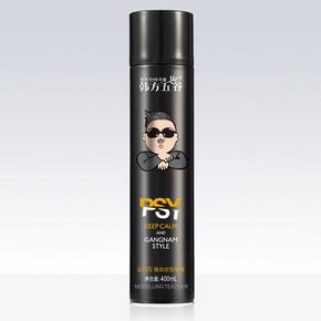 韩方五谷 发胶定型喷雾 400ml+香皂6块  5.8元包邮(25.8-20券)