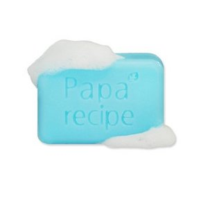 收缩毛孔# Papa recipe 春雨 劲爽香皂 100g*2块  100元(99元2件+11-10券)