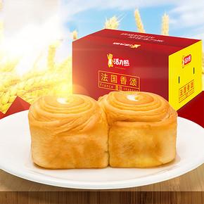 前5分钟半价# 活力熊 调理面包1000g +100g 15元包邮(29.9-14.9)