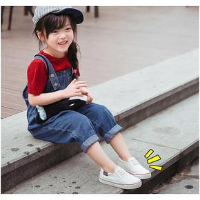 前五分钟# 比尼兔 儿童多色帆布休闲鞋 19.9元(29.9返10)