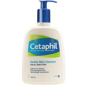 Cetaphil 丝塔芙 温和洗面奶 500ml 66.7元(59+7.7)