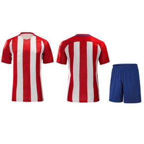一起踢球去# 比布狼 短袖足球服套装 9.9元包邮(49.9-40券)