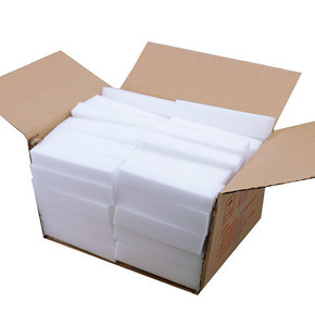 家用清洁 纳米海绵魔力擦 80-130片 8.9元包邮(11.9-3券)
