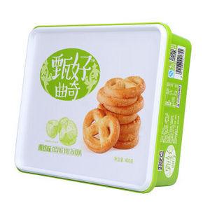 达利园 甄好曲奇 椰奶味 400g 折9.9元(99-50)