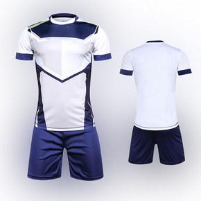 绿茵驰骋# 立腾  短袖足球服套装 9元包邮(19-10券)