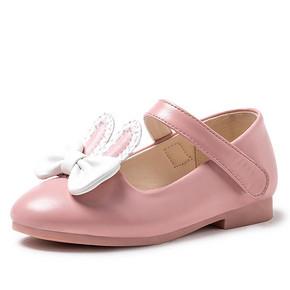 超萌蝴蝶结#木木屋 女童可爱公主鞋 39.9元包邮(59.9-20券)