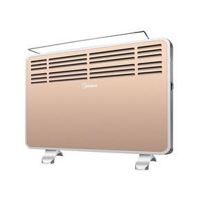 冬季神器# 美的 家用防水电暖器 149元包邮(239-30-60券)