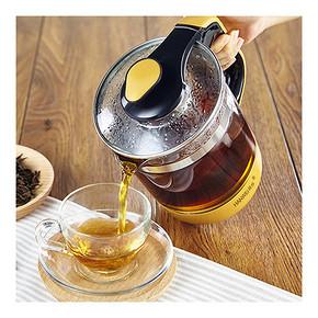 煎药煮茶# 韩伟 全自动花茶煎药养生壶 49元包邮(109-60券)
