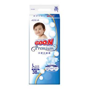 GOO.N  大王 天使系列 纸尿裤 L38片 110.7元包邮(99+11.7)