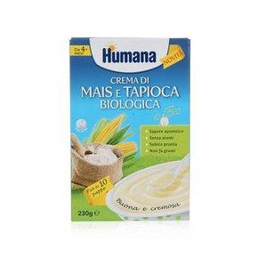 Humana 瑚玛娜 有机木薯玉米糊 230个 折10.4元(99选10件)