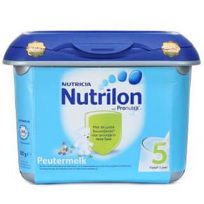 Nutrilon 诺优能 荷兰牛栏 安心罐 5段 800g 110.7元(99+11.7)