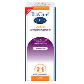 英国进口 Biocare 儿童综合维生素胶囊 150g*2件 188元包邮(336-168+20)
